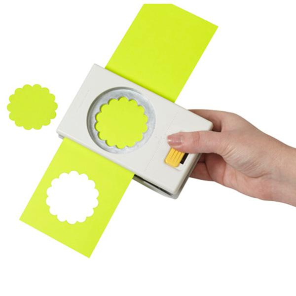 Amazon Ek Tools 2 Inch Circle Paper Punch Large Scallop New