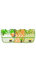 baby, toddler, infant, feeding, bibs, burp, wipes, terry, soft, wipeoff