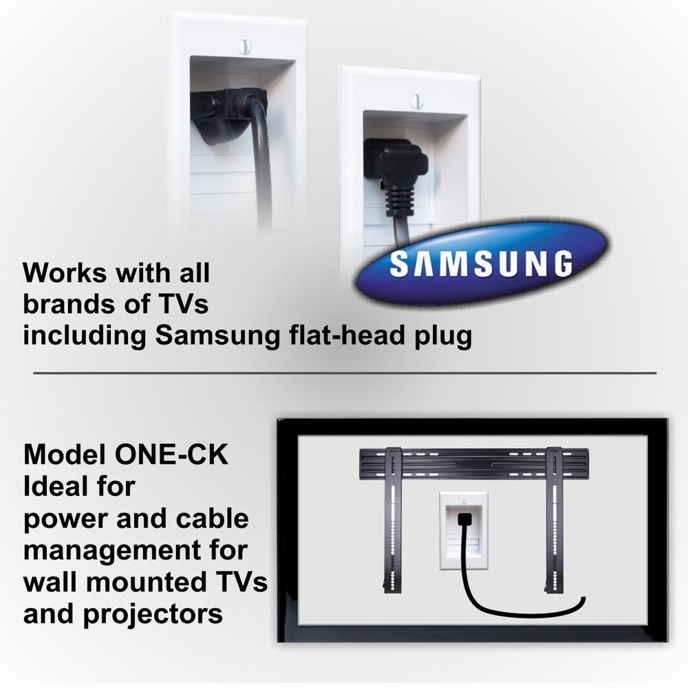 how to run av cables through walls