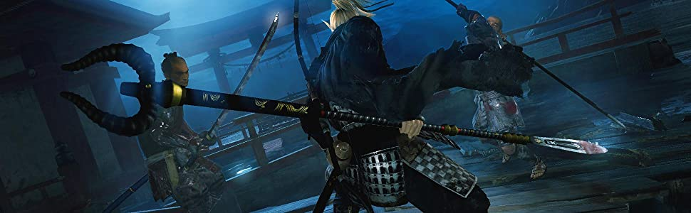 Amazon.com: Nioh - PlayStation 4: Sony Interactive Entertai ...