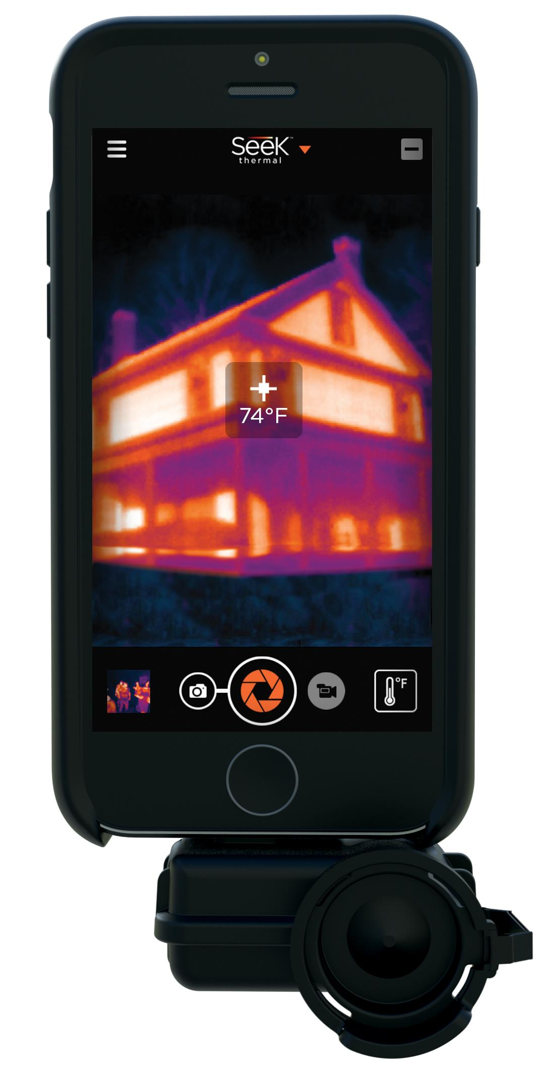 Amazon.com: Seek LW-AAO Compact 36° Thermal Imagers for