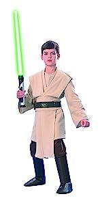 Amazon.com: Star Wars Classic Luke Skywalker Child Costume ...