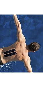 Sports INjury support body stability brace sleeve cast gymnastics soccer yoga