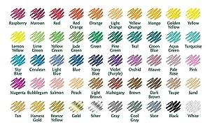 Crayola Colored Pencils, 50 Count