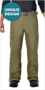 insulated cargo pant