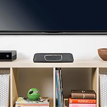 Small size sound bar