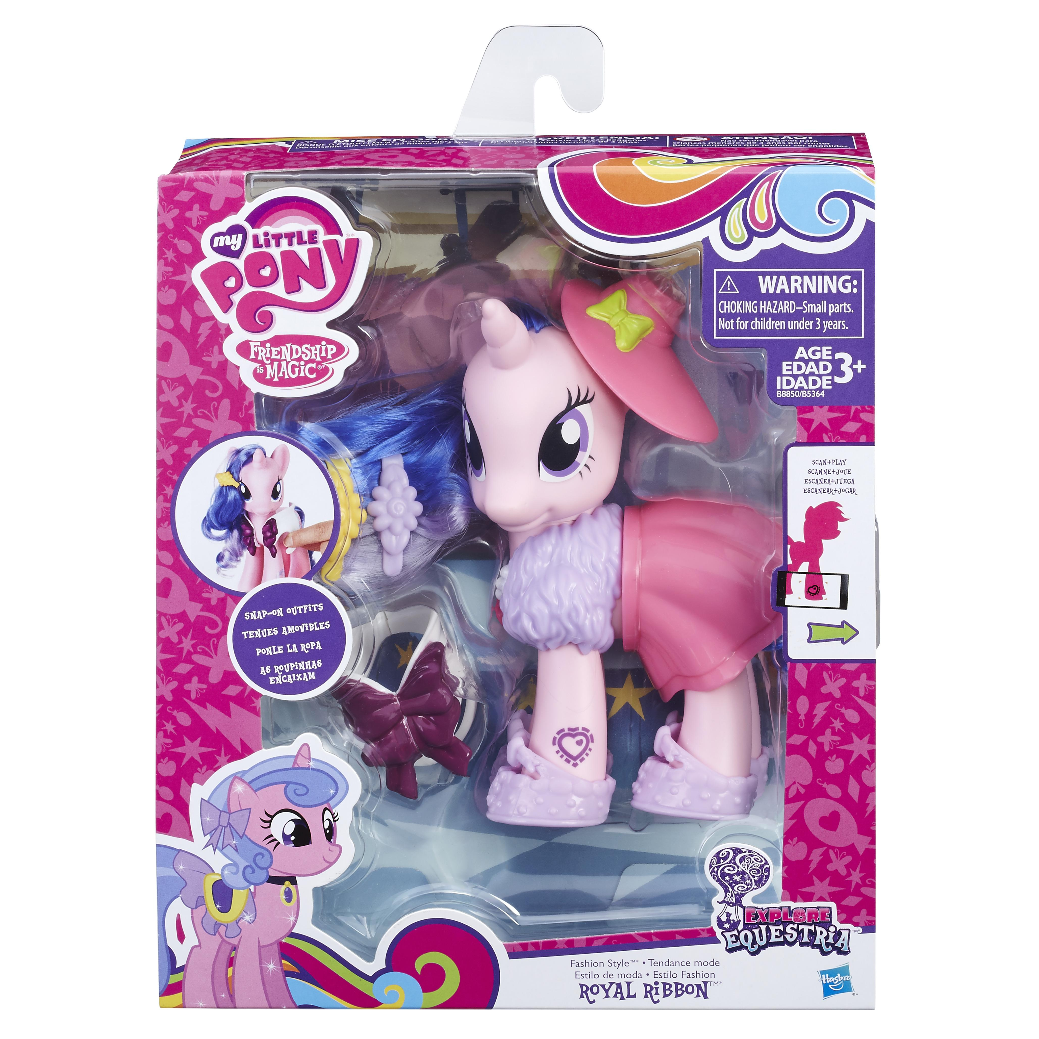 My Little Pony Explore Equestria 6 Inch