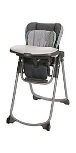 Amazon Com Graco Sous Chef Highchair Davis Baby