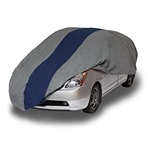 Duck Covers Double Defender Cover for Hatchbacks