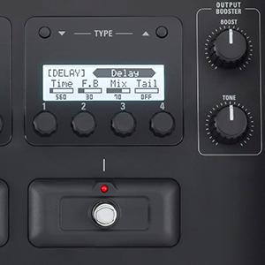Zoom G5n Guitar Effects Processor 2