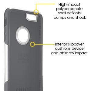 otterbox iphone 6 plus drop protection
