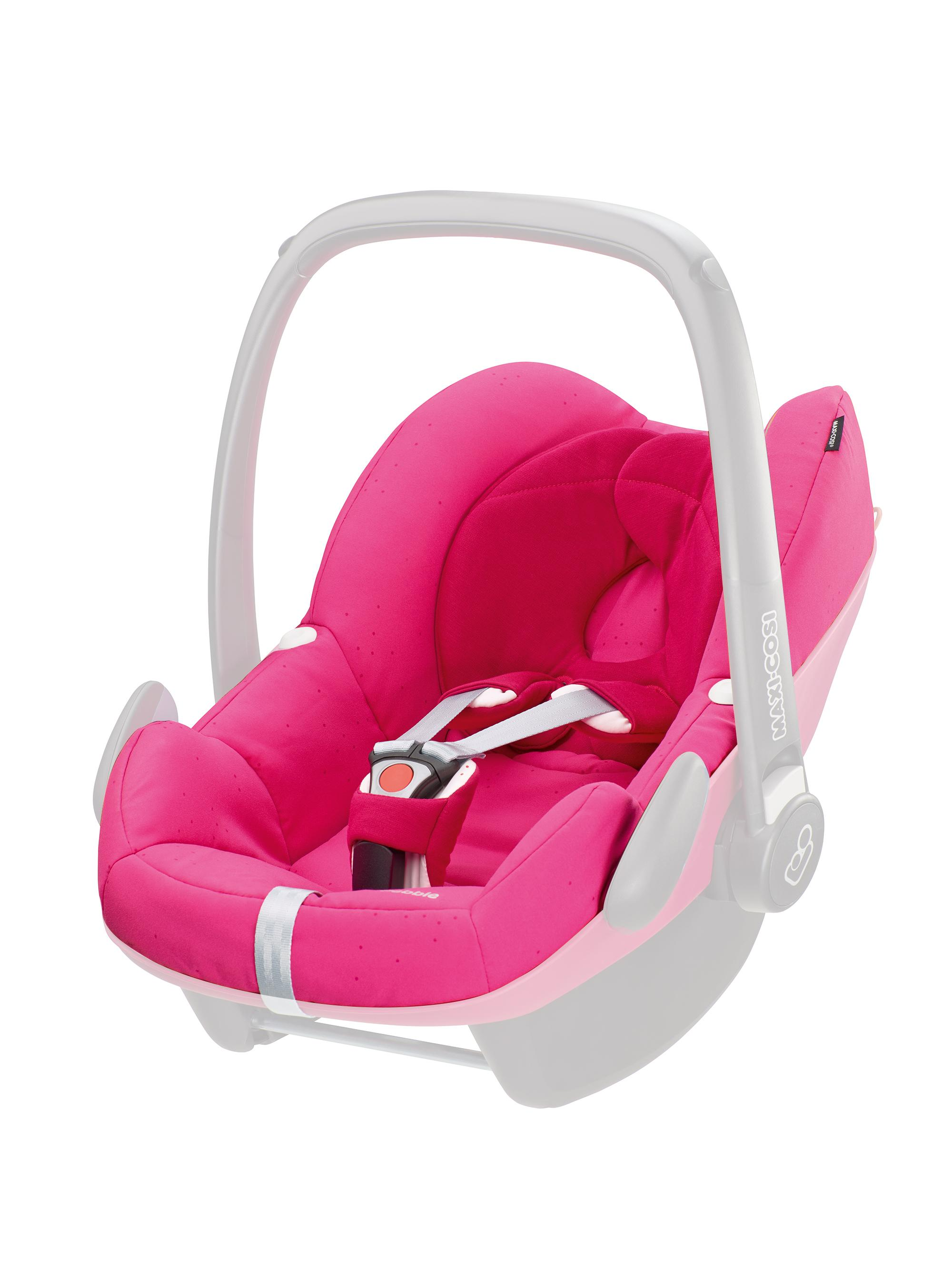 Pink Maxi-Cosi Cabriofix Car Seat Summer Cover