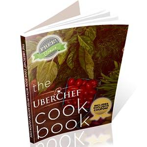 uberchef cook book, uberchef peeler