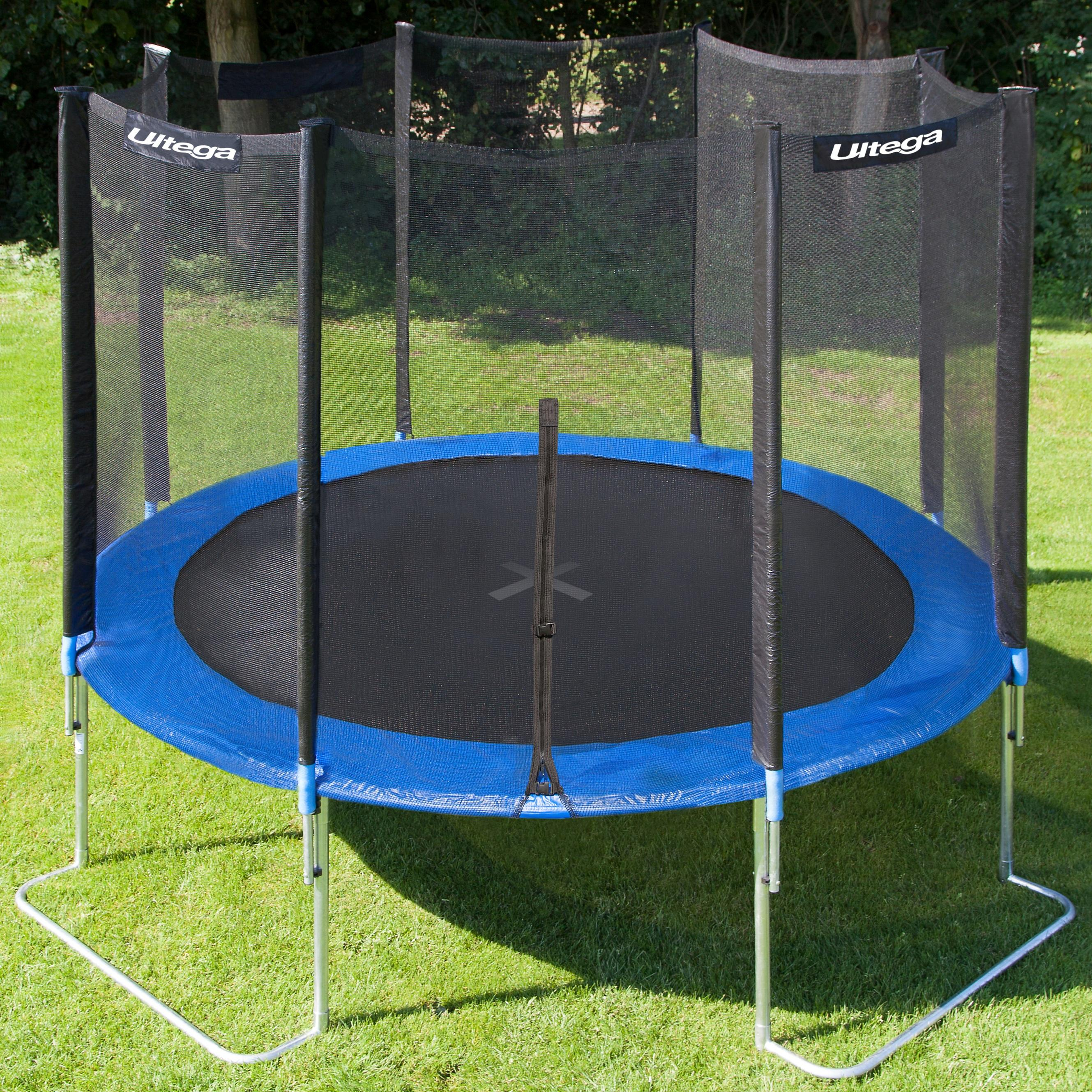Amazon.com : Ultega Jumper Trampoline With Safety Net, 10