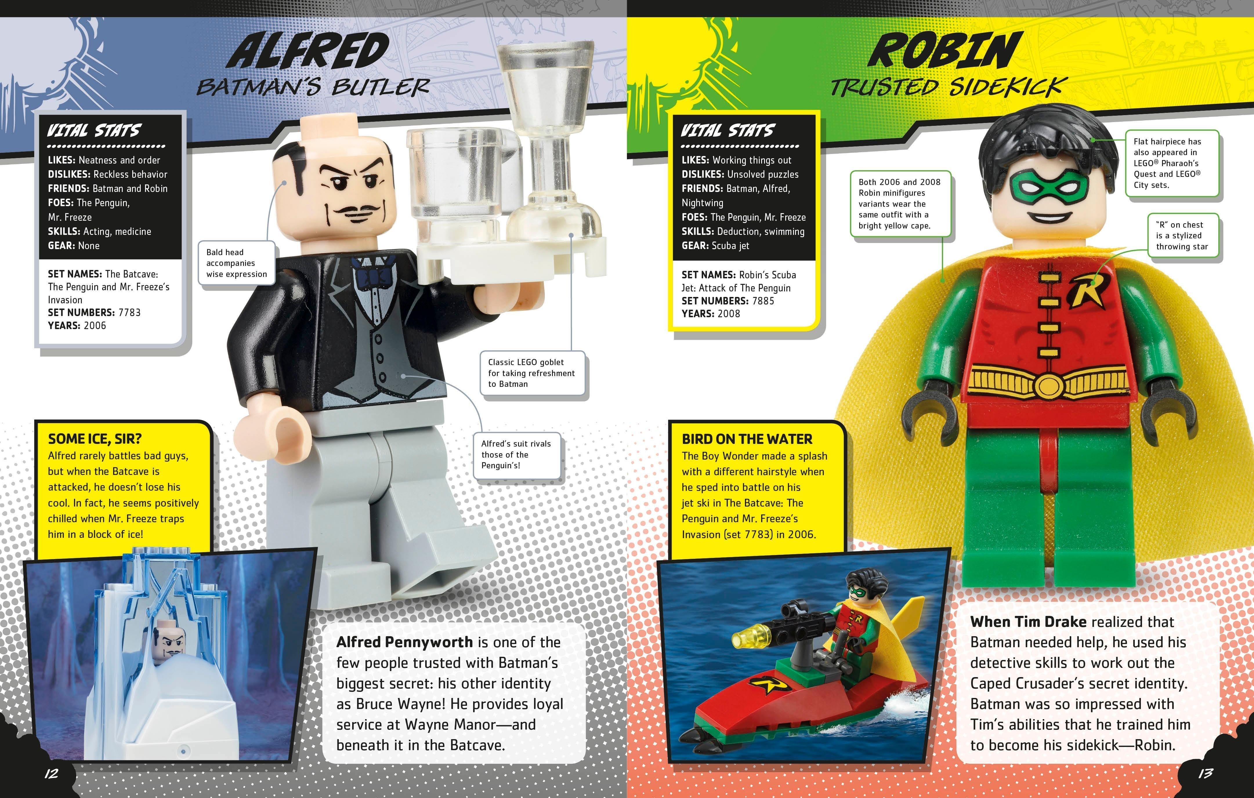 LEGO DC Comics Super Heroes Character Encyclopedia: New ...