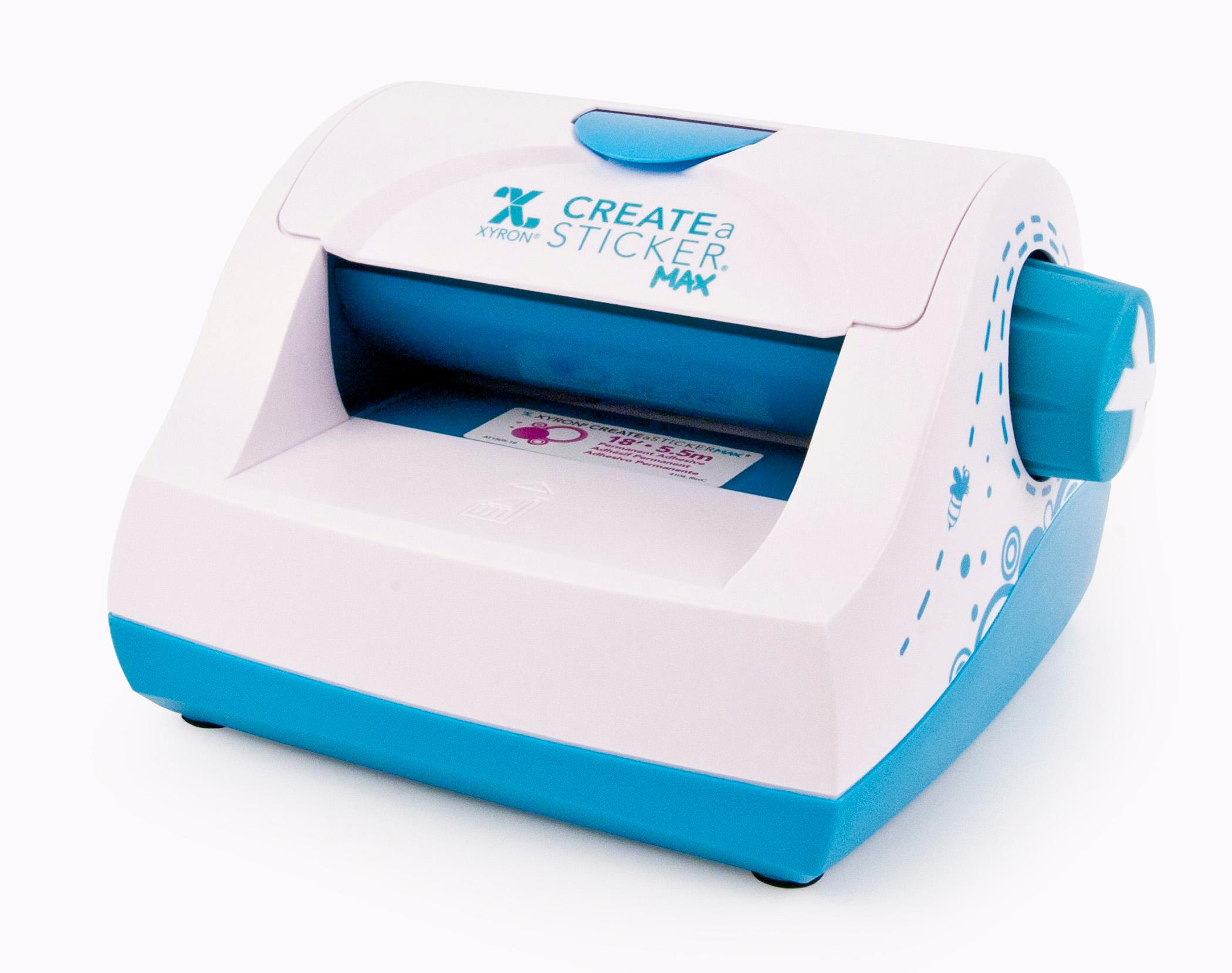 Xyron XRN M quina Create a Sticker para hacer cal an as 5