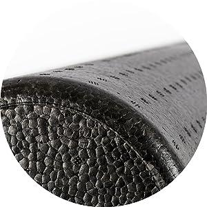 ProSource pilates roller, foam muscle roller, gym foam roller, foam massage roller, Back