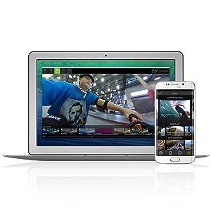 desktop, mobile, apps, applications, video, action