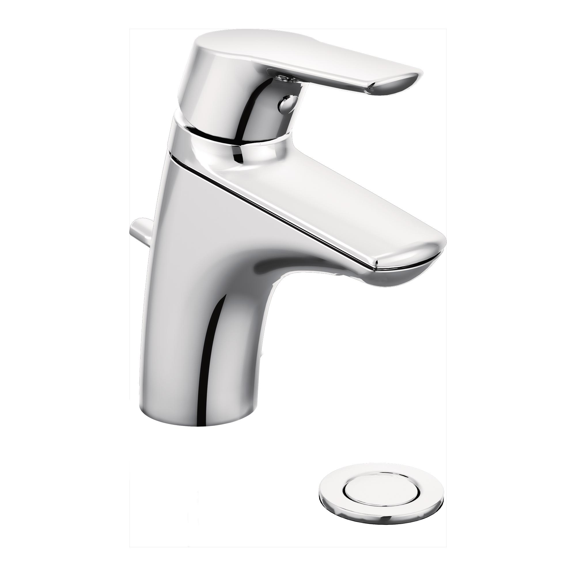 Moen 6810 Method One Handle Low Arc Bathroom Faucet