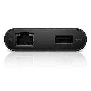 Dell Adapter-USB-C to HDMI/VGA/Ethernet/USB 3.0 (DA200)