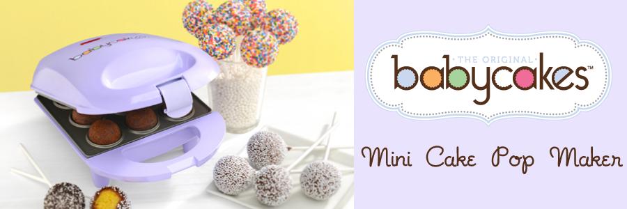 Mini Cake Pop Maker Reviews