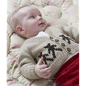 9a0ee8b5a Vintage Knits for Babies  30 Patterns for Timeless Clothes