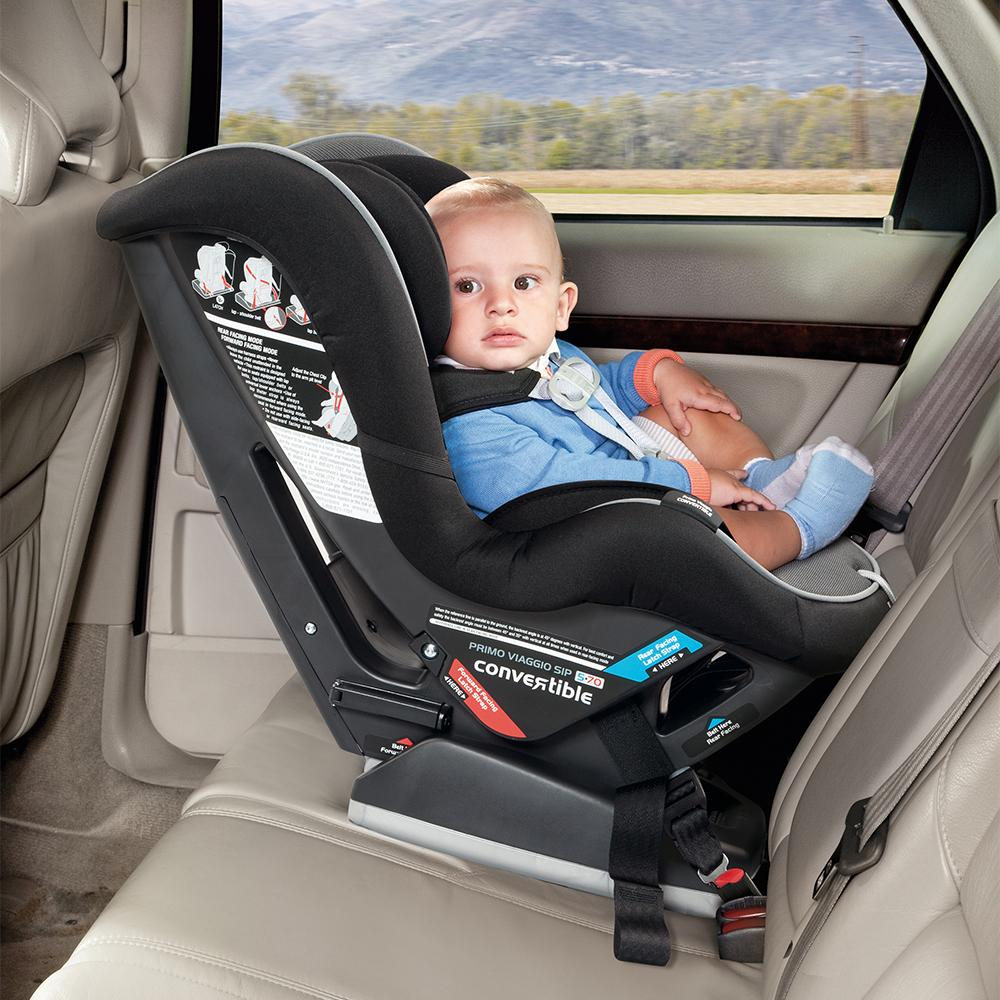 Rear Facing Convertible Infant Toddler Safety