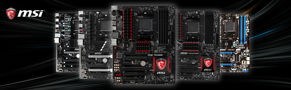 MSI Socket AM3+/AMD 760G/DDR3/CrossFireX/SATA3 and USB 3 0/A&GbE/MicroATX  Motherboard 760GMA-P34 (FX)