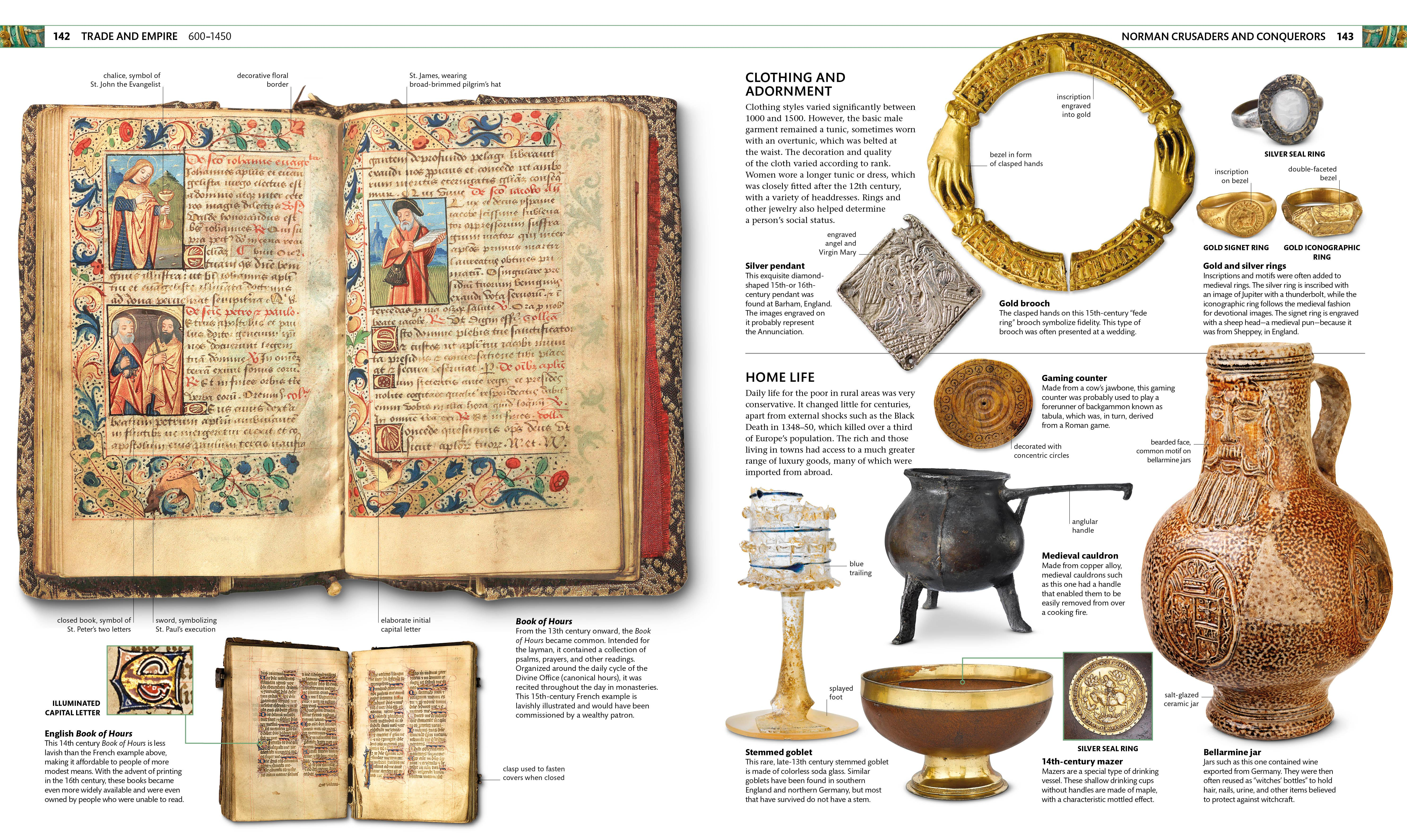 History of the World in 1, 000 Objects DK 0790778022891