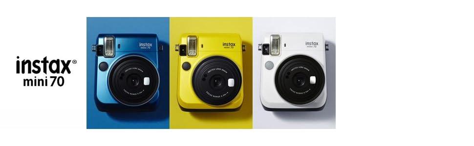 Instax;Mini 70;Fujifilm;Fuji;Polaroid