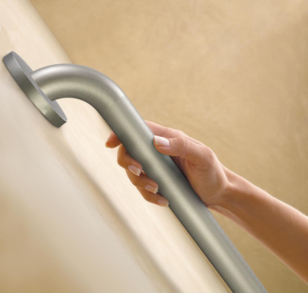 Amazon.com: Moen 8732 Home 32-Inch Bathroom Grab Bar, Stainless ...