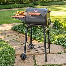 grill, patio