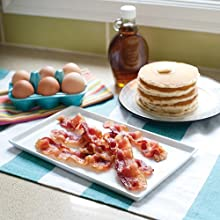 nordic ware bacon rack instructions