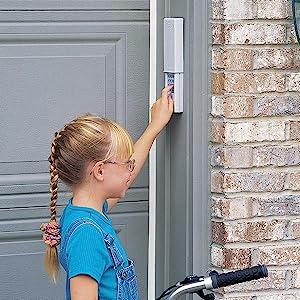Chamberlain Clicker Universal Garage Door Opener Keyless