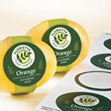 Avery Print tot the edge labels offer full bleed color