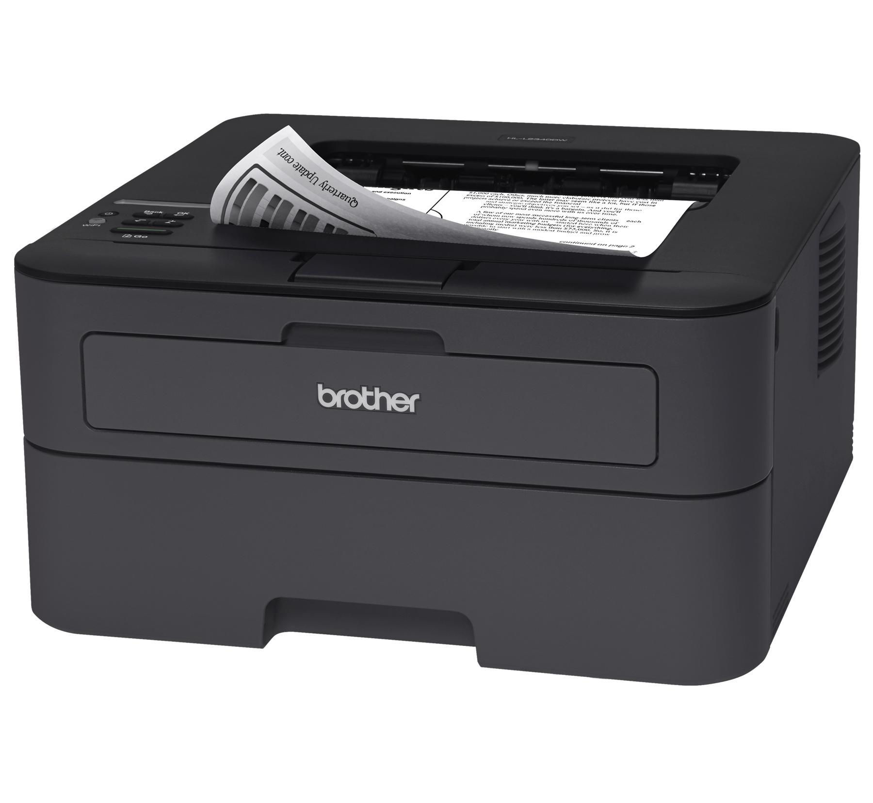 New Office Black and White Laser Printers HP LaserJet Pro 400 ...