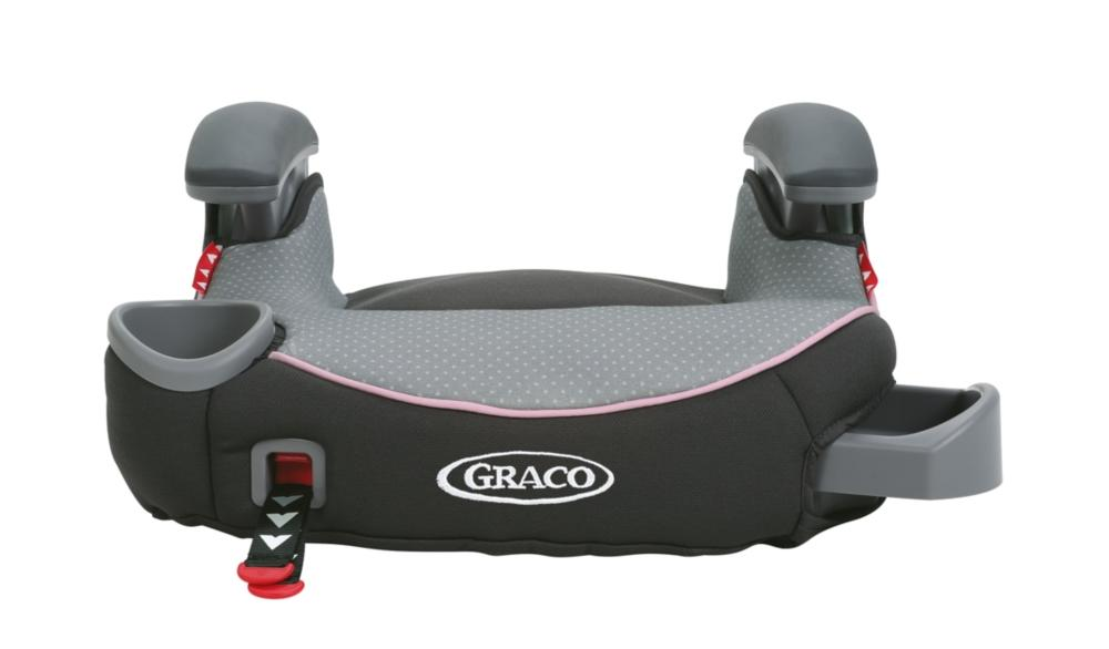 graco turbobooster lx backless booster seat with affix latch addison baby. Black Bedroom Furniture Sets. Home Design Ideas