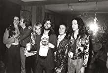 Mudcrutch with Denny Cordell, 1975: Danny Roberts, Cordell, Petty, Benmont Tench, Randall Marsh, Mik