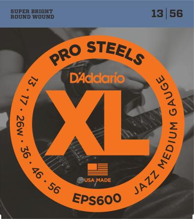 d 39 addario exl110 3d nickel wound electric guitar strings regular light 10 46 3. Black Bedroom Furniture Sets. Home Design Ideas