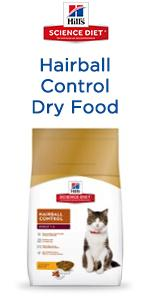 ... Science Diet Hairball Control Dry Cat Food