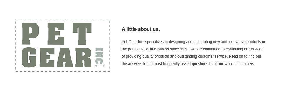 Pet Gear Logo