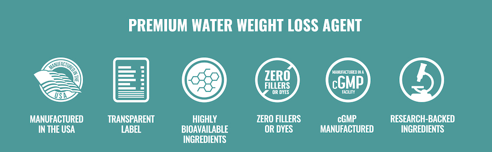 Premium Water Weight Loss Agent