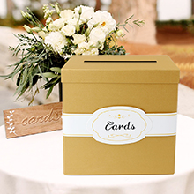ard Box for Wedding Reception