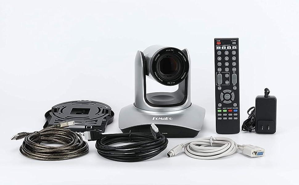 PTZ Conference Room Camera