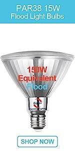 heavy-duty par38 Flood Light Bulbs