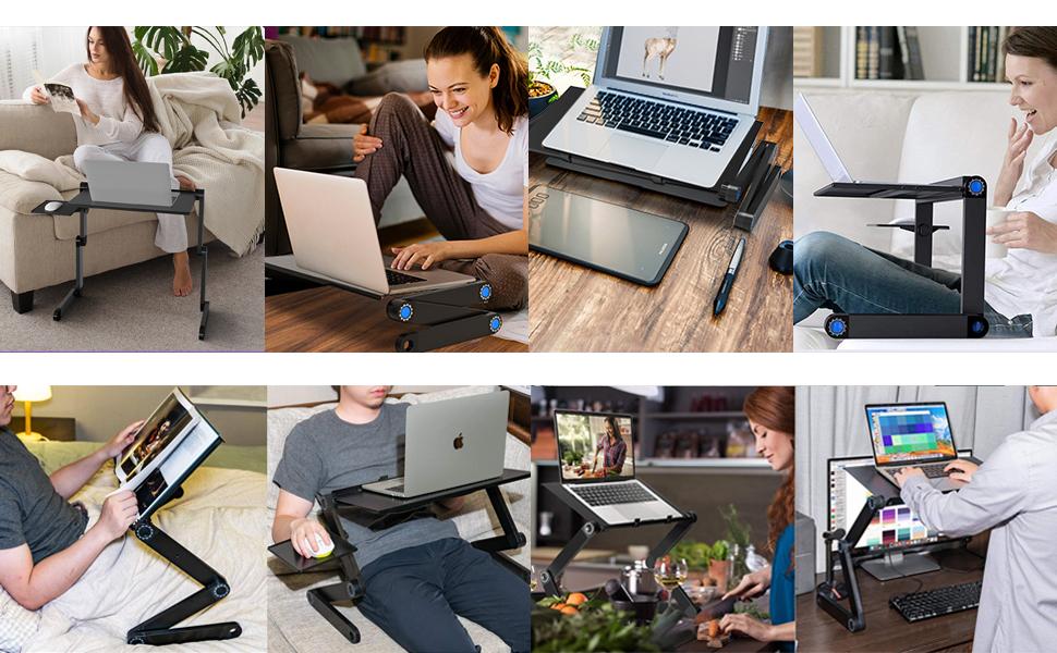 Lapdesks pour ordinateur portable