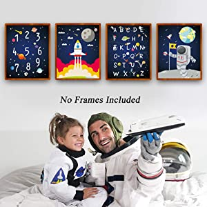 outer space posters