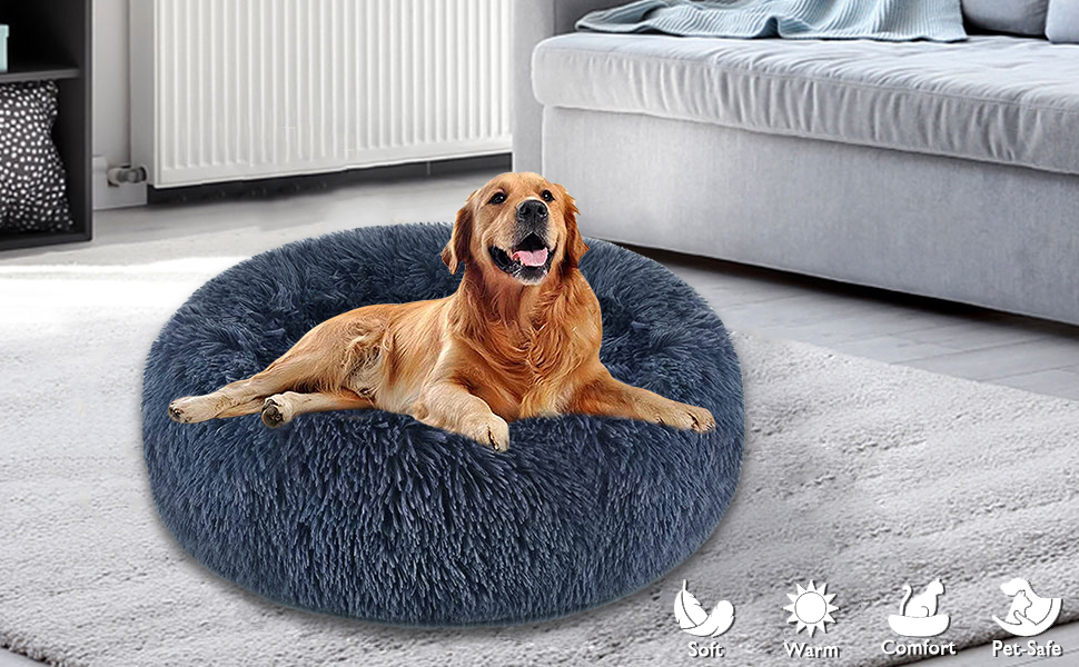 anxiety dog bed medium fluffy dog beds for medium dogs calming dog bed for anxiety dog bed cushion