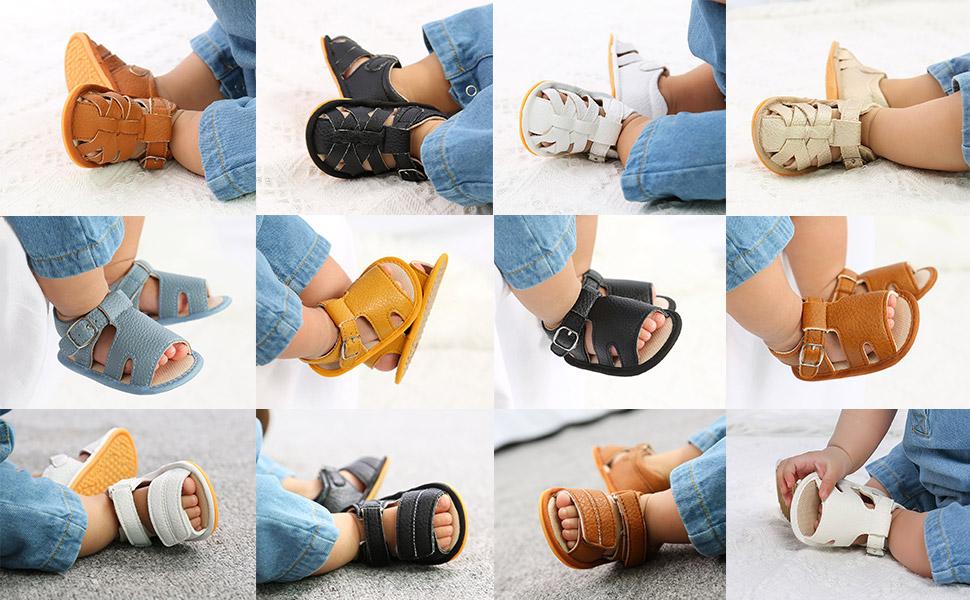baby girl sandals 12-18 months