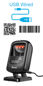 2200 desktop barcode scanner
